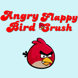 angry flappy bird crush