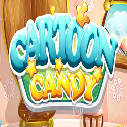 cartoon candy