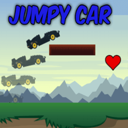 jumpy car