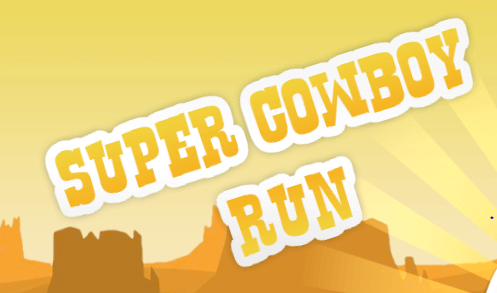 super cow boy run